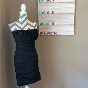 Ladies black cocktail dress 👠💋